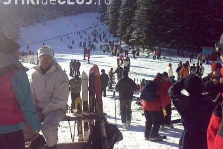 Ministerul Turismului va investi 2 milioane de lei in partia de schi de la Baisoara