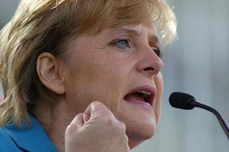 Angela Merkel, cancelarul Germaniei, ar putea veni in octombrie la Cluj