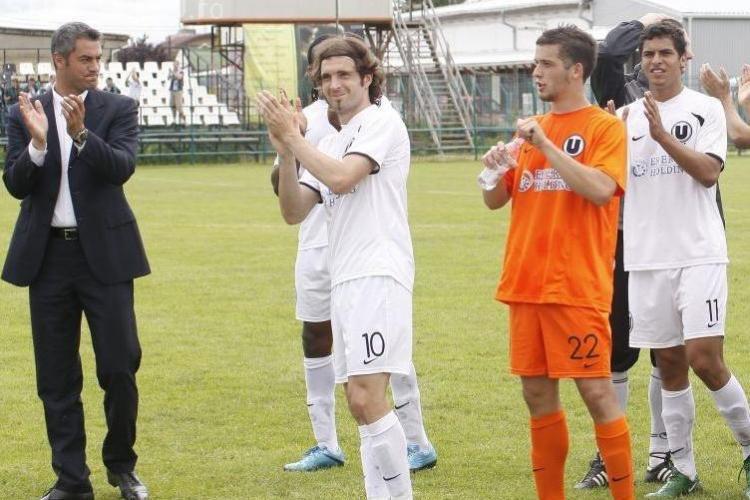 Universitatea Cluj va merge in cantonamentul din Austria cu 21 de jucatori