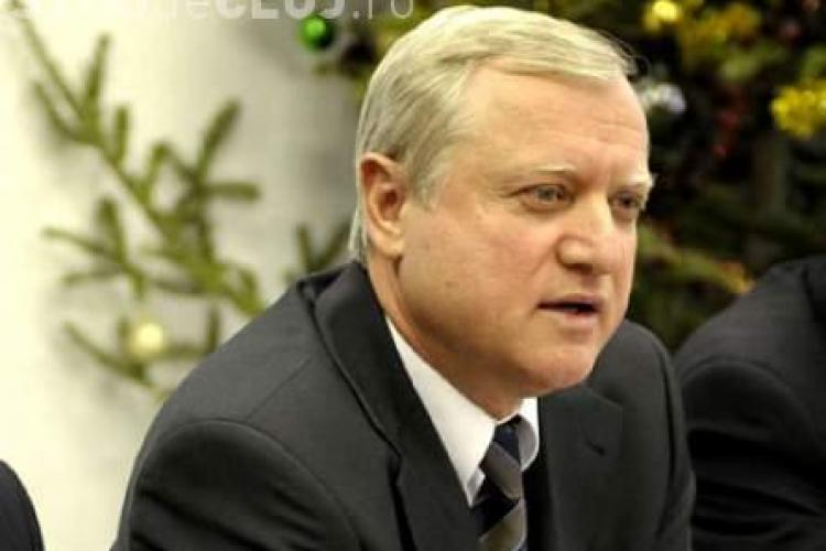 Se subtiaza sustinerea pentru Boc : liderul UNPR ameninta cu iesirea de la guvernare