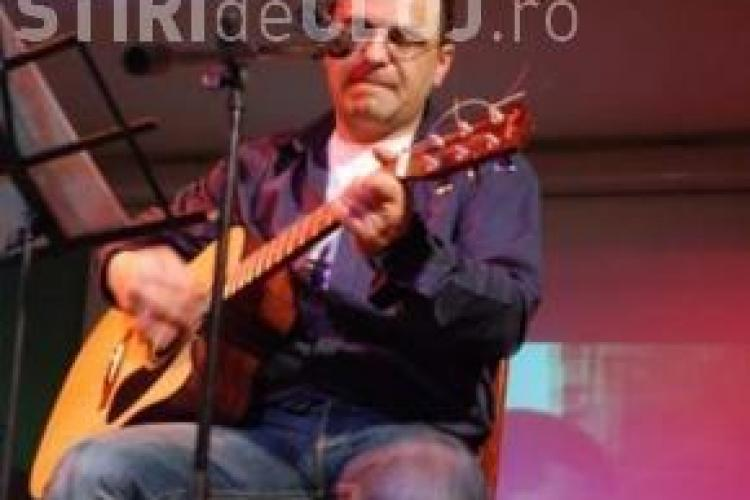 Vineri seara, concert Mihai Margineanu in Clubul Ring din Cluj-Napoca