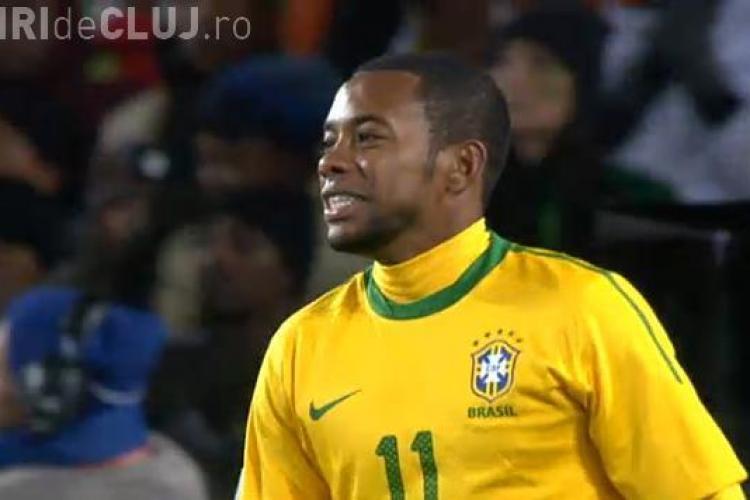 LIVE VIDEO - Brazilia - Coreea de Nord 2-1  - Grupa F / CM 2010 - VEZI reusita de senzatie a lui Maicon, dar si celelalte goluri