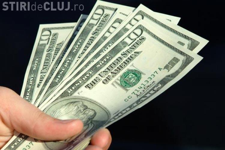 Leul si forintul au avut in 2010 cele mai mari deprecieri fata de dolarul american