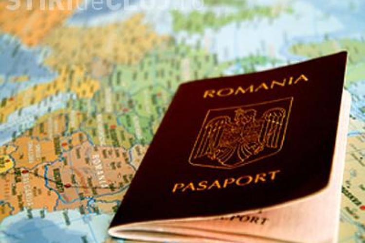 Numarul clujenilor care isi fac pasapoarte a crescut de doua ori de la inceputul verii
