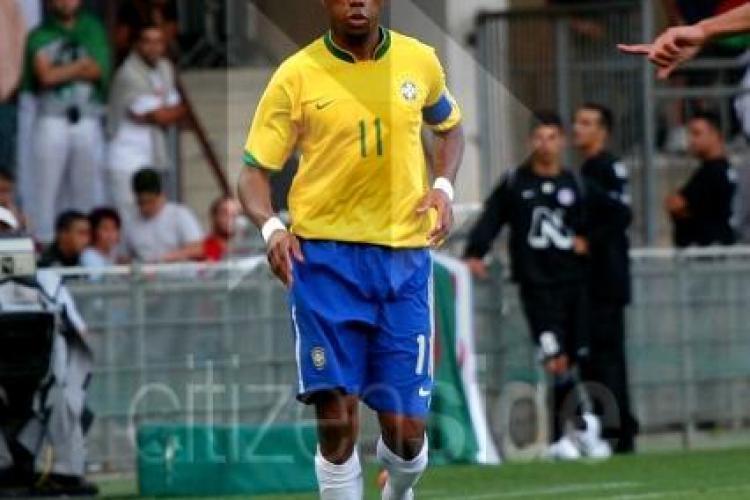 Brazilia se califica in sferturi, dupa ce a invins Chile cu 3-0