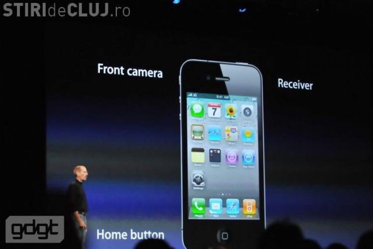Apple a lansat pe piata iPhone 4 - Galerie FOTO