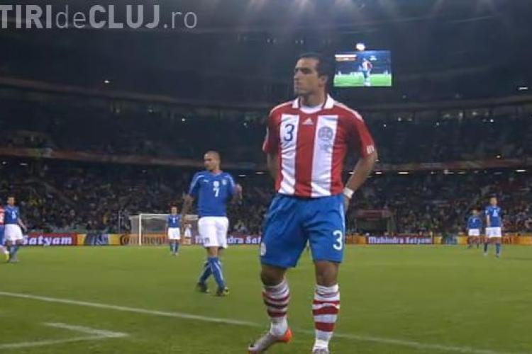 LIVE VIDEO - Italia - Paraguay - Grupa F, Campionatul Mondial 2010  1 - 1 - FINAL DE MECI