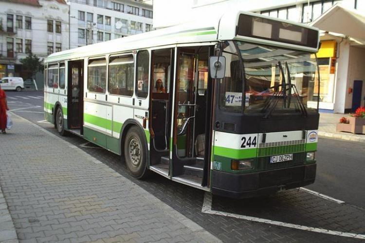 Locuitorii de pe strada Dunarii si cei de pe Calea Baciului vor avea statii de autobuze RATUC
