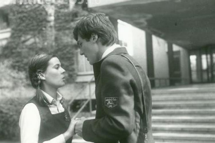 "TIFF Cluj - ""Declaratie de dragoste"", primul love-story romanesc, va fi proiectat de la ora 21.45, in Piata Unirii"