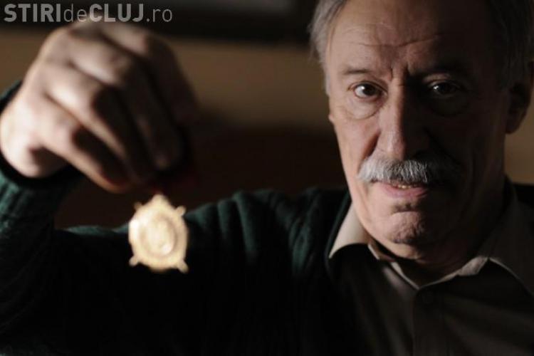 Debutul ca actor al lui Ion Iliescu a avut premiera romaneasca la TIFF Cluj