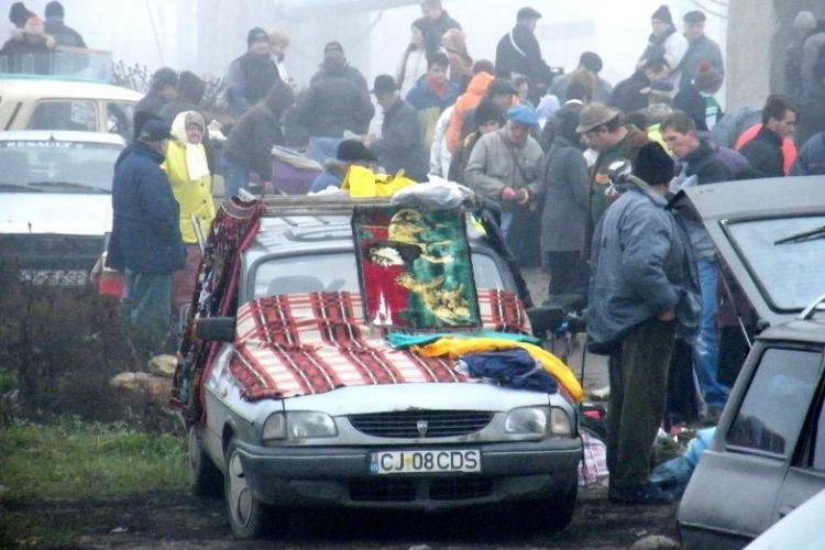 Piata Oser se muta sambata, 19 iunie, pe strada Bobalna