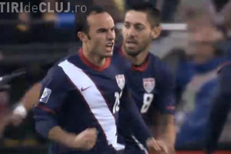 LIVE VIDEO - SUA - GHANA - Optimi Campionatul Mondial 1-2 (Boateng, min. 5, Donovan, min. 61, Gyan. min. 93) - VEZI GOLURILE