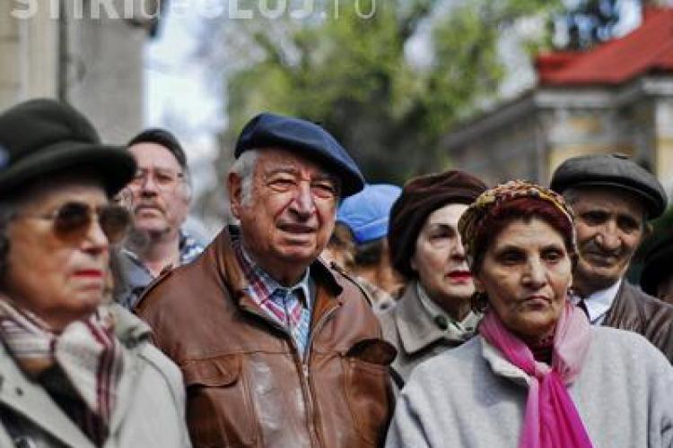 Clujenii vor sa iasa la pensie. Numarul cererilor de pensionare anticipata a crescut de patru ori in luna mai