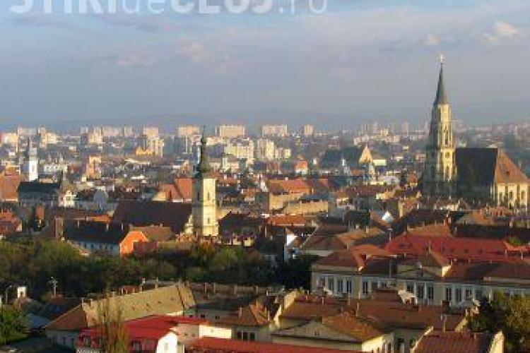 Clujenii sunt chemati isi aleaga ziua orasului