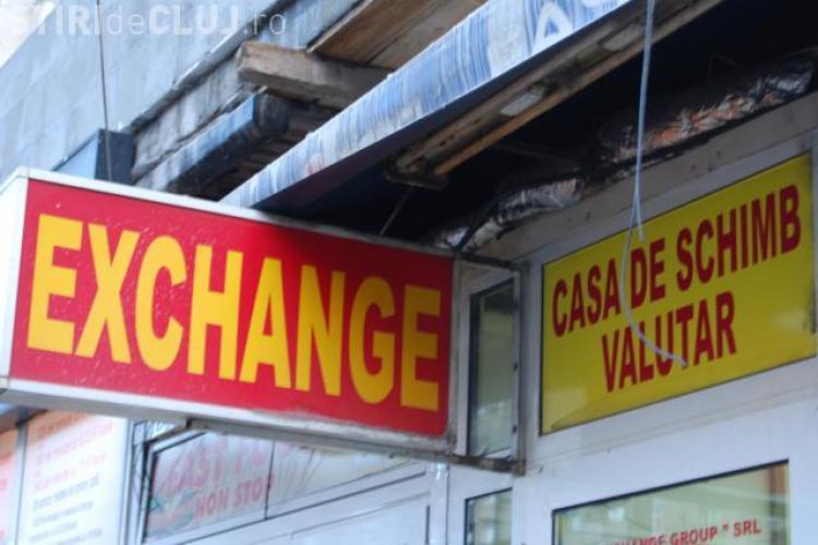 Autorii spargerii de la casa de schimb valutar Prima Exchange din Turda au plecat cu tot cu seif. Hotii au furat 30.000 de lei
