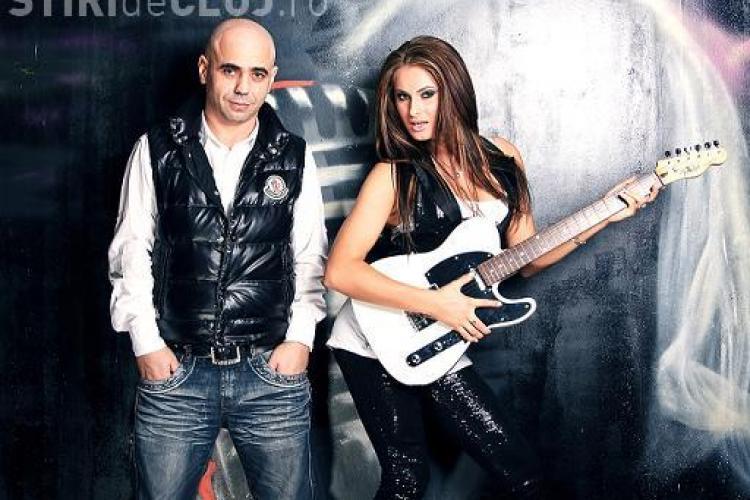 """VIDEO - DJ Sava si Raluka au filmat videoclipul hit -ului """"I like the trumpet"""" in Salina Turda. VEZI piesa!"""