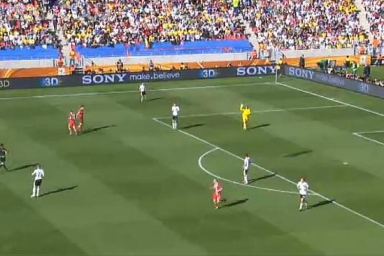 LIVE VIDEO - Germania - Serbia 0-1 (Ivanovic, min. 39) Grupa D/ CM 2010 - VEZI GOLUL inscris de Serbia