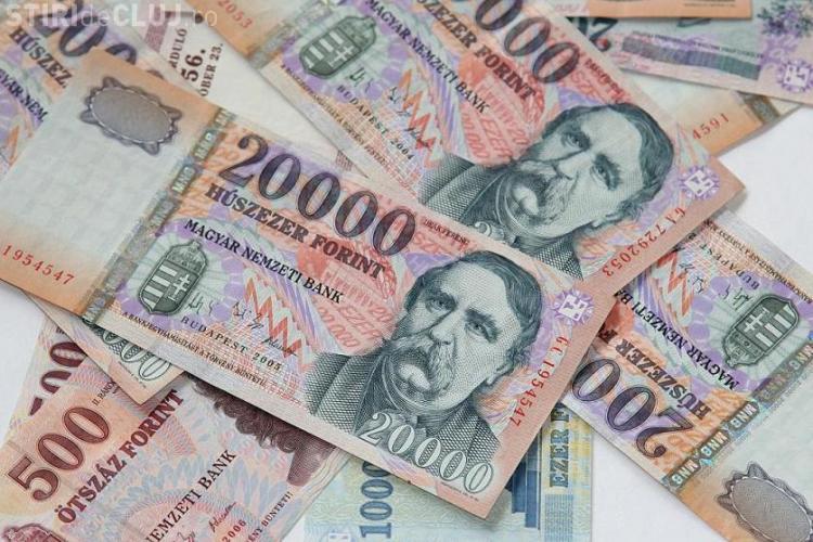 Forintul maghiar, moneda care a inregistrat cea mai mare depreciere dintre toate monedele lumii