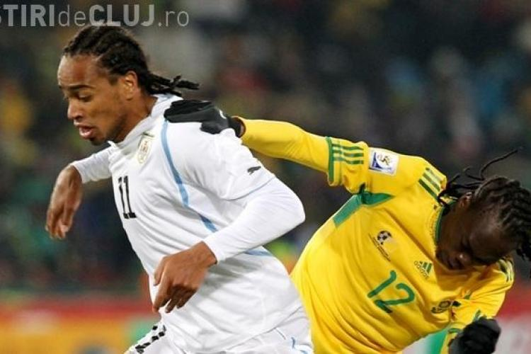 Alvaro Pereira poate umple de bani CFR Cluj! Ardelenii au 20 % dintr-un eventual transfer al jucatorului