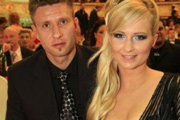 Slovacul Peter Cvirik, noua achizitie a lui U Cluj, este casatorit cu o prezentatoare TV