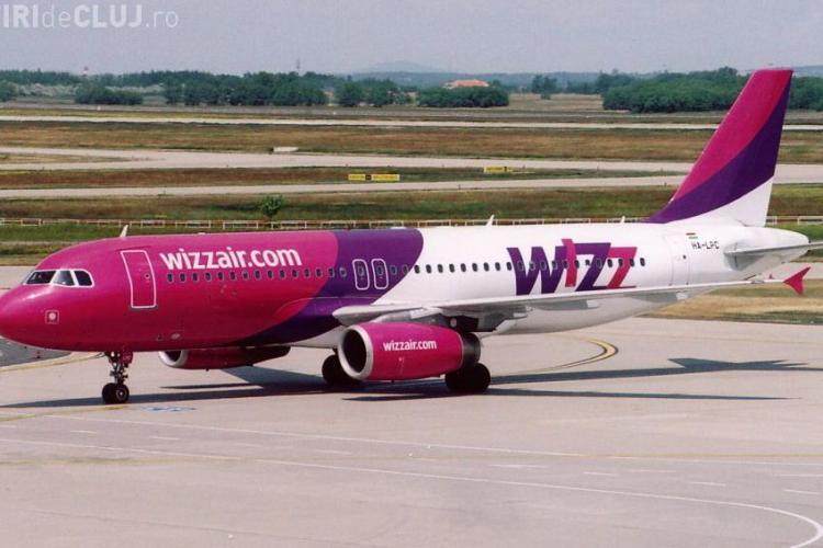 Wizz Air explica anularea curselor de azi-noapte spre Spania: Culoarele de zbor alocate initial au fost anulate!