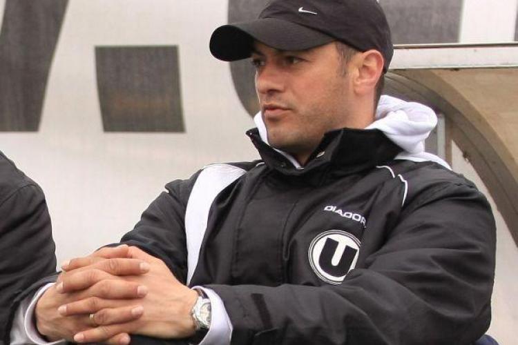 """Cristi Dulca: """"In eventualitatea promovarii avem nevoie de jucatori cu experienta, pentru ca in Liga 1 este un alt nivel"""""""