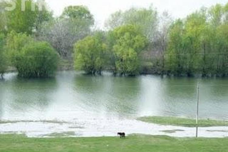 1.700 de hectare de terenuri agricole au fost afectatee de inundatiile din ultima saptamana