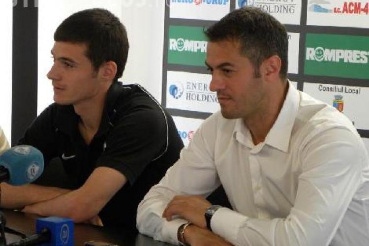"""Cristi Dulca: """"Va fi un meci dificil la Lupeni, dar baietii sunt foarte concentrati si motivati sa castige"""""""