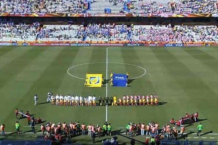 LIVE VIDEO - Slovacia - Paraguay  0-2 (Vera, min. 27, Riveros, min. 88) Grupa F/CM 2010 - VEZI GOLURILE - FINAL