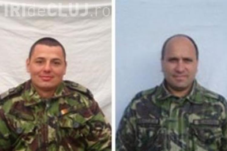 Doi militari romani au murit intr-o misiune in Afganistan