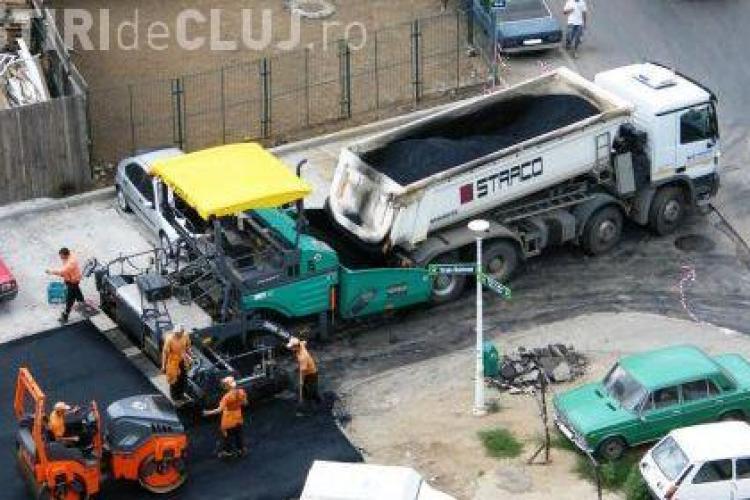 Firmele Kiat Group si Diferit au castigat contractul in valoare de 140 de milioane de euro pentru intretinerea strazilor din Cluj-Napoca