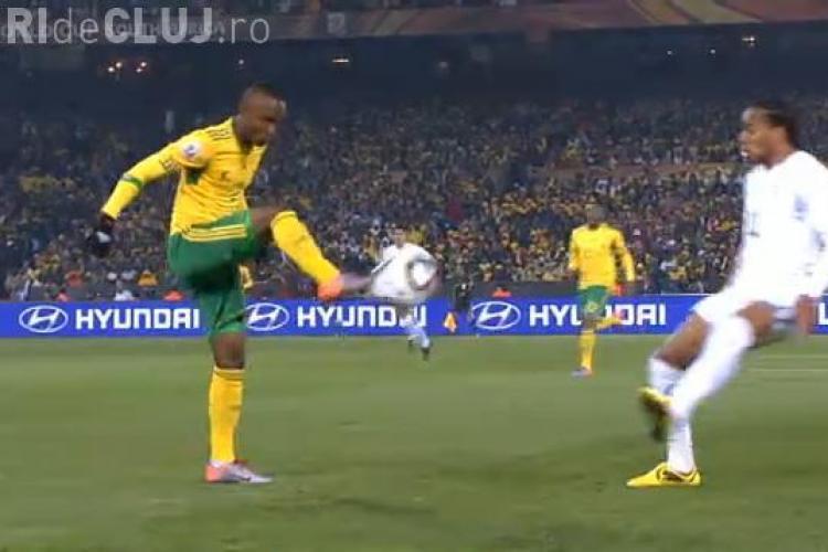 LIVE VIDEO - Africa de Sud - Uruguay - 0-3 (Pereira, min 95) Grupa A / CM 2010 - VEZI golurile inscrise de Diego Forlan