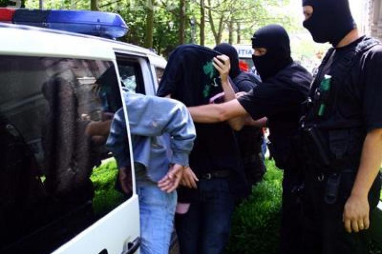 Clujean urmarit pentru furt calificat, prins in Salaj