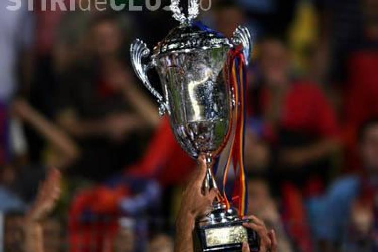Supercupa Romaniei se joaca la Cluj, in 18 iulie, intre CFR Cluj si Unirea Urziceni