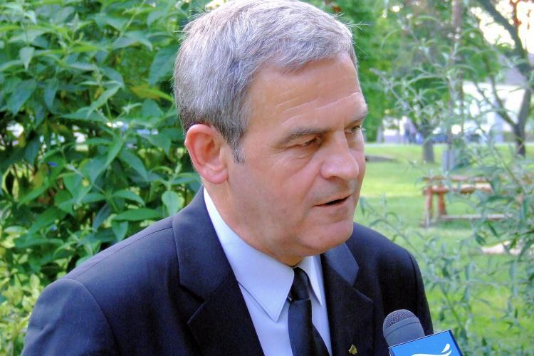 Laszlo Tokes a fost ales vicepresedinte al Parlamentului European