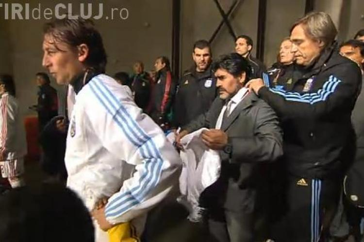 LIVE VIDEO - Argentina - Mexic / CM 2010 3-1 (Teverz, min. 26, Higuain, min. 33, Tevez, min. 54, Hernandez, min. 71) - VEZI GOLURILE - FINAL
