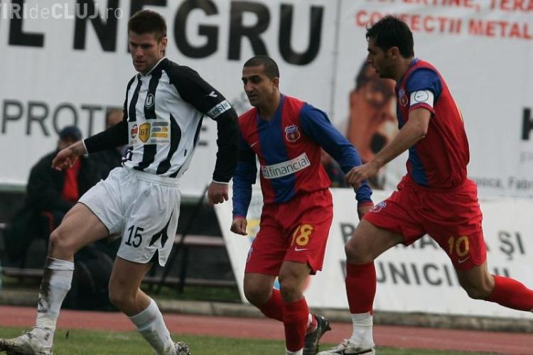 Inca un Muresan la CFR Cluj