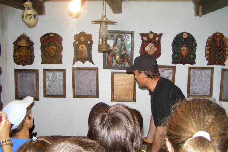 Tabere de pictura la Manastirea de la Nicula si Hasdate