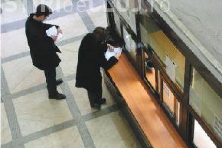 Incasarile la bugetul de stat de la contribuabilii din Cluj au scazut cu 5% fata de anul trecut