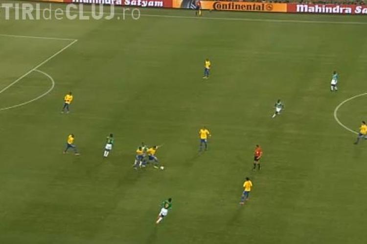 LIVE VIDEO - Brazilia - Coasta de Fildes 3-1 (Luis Fabiano, min.  '25, '52, Elano, min. 62, Drogba, min. 86) - VEZI GOLURILE - FINAL