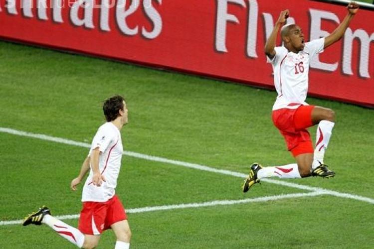 Soc la Mondial! Spania - Elvetia 0-1 - VEZI Golul lui Fernandes care a ingropat Spania