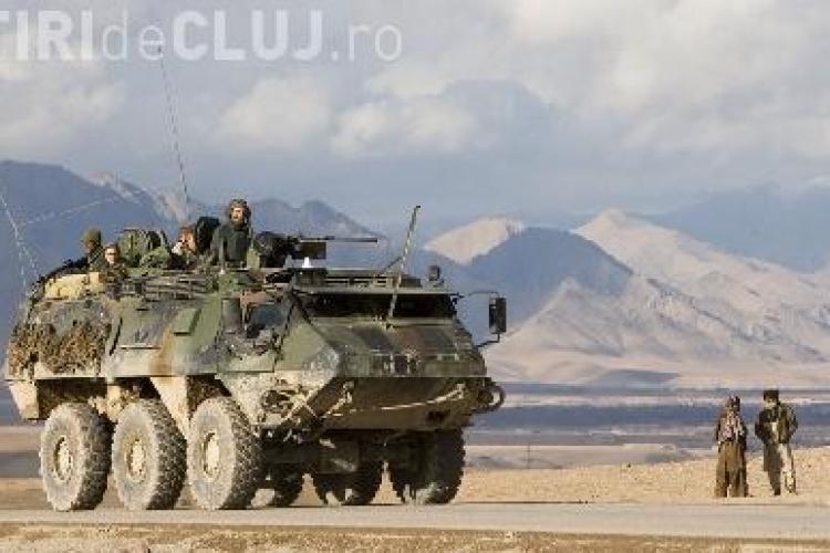 10 militari NATO au fost ucisi in Afganistan