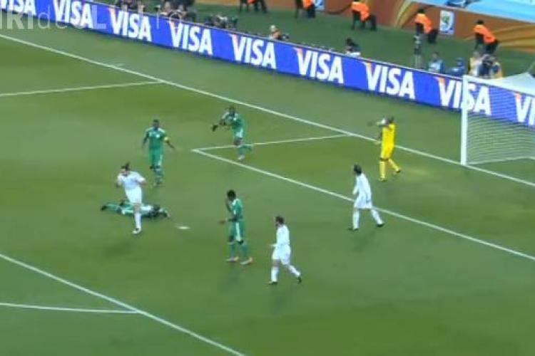 LIVE VIDEO - Grecia - Nigeria 2-1 (Uche, min. 16, Salpingidis min. 43, Torosidis 71) Grupa B / CM2010