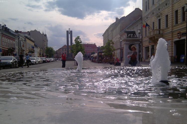 Clujenii vor Zilele orasului in luna mai