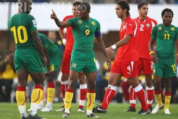 LIVE VIDEO Camerun-Danemarca 1-2 (Eto'o 11 /Bendtner34/ Rommedahl 61) - VEZI GOLURILE