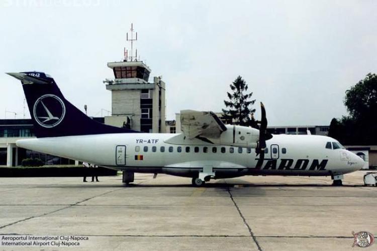 Aeroportul International Cluj a fost inchis din cauza unei defectiuni la sistemul de balizaj. Posibil din cauza fulgerelor