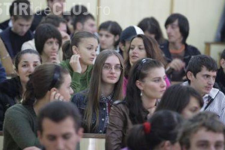 """20 de milioane de euro. Atat a incasat Universitatea """"Babes-Bolyai"""", in 2009, din taxele studentilor"""