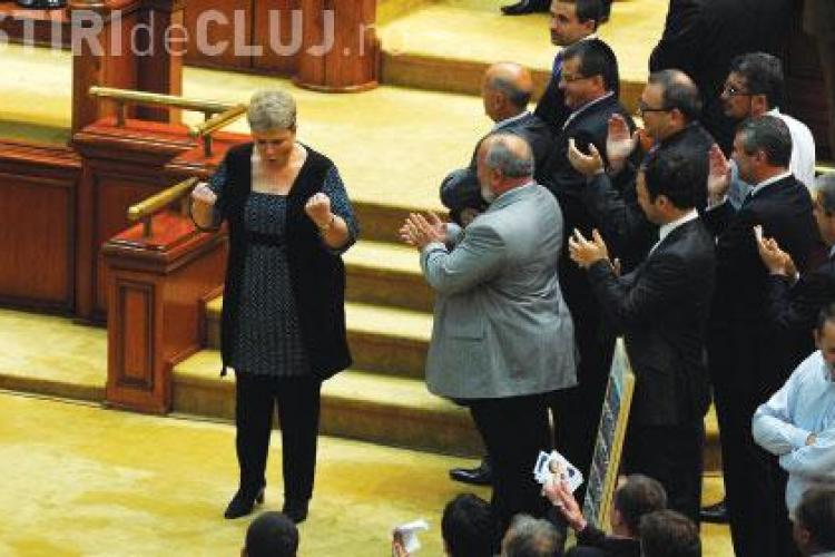 Teo Trandafir - propusa la excludere din PDL pentru ca a votat motiunea si a sfidat partidul