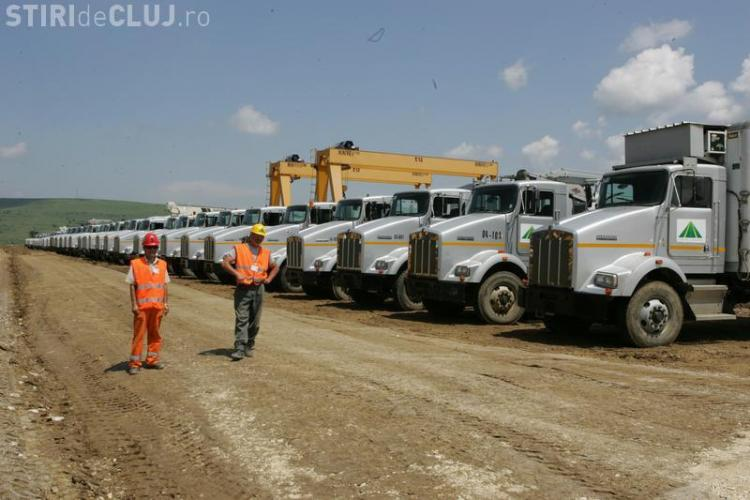 Paznicii de la autostrada Transilvania fura motorina din ultilaje si camioane si o vand