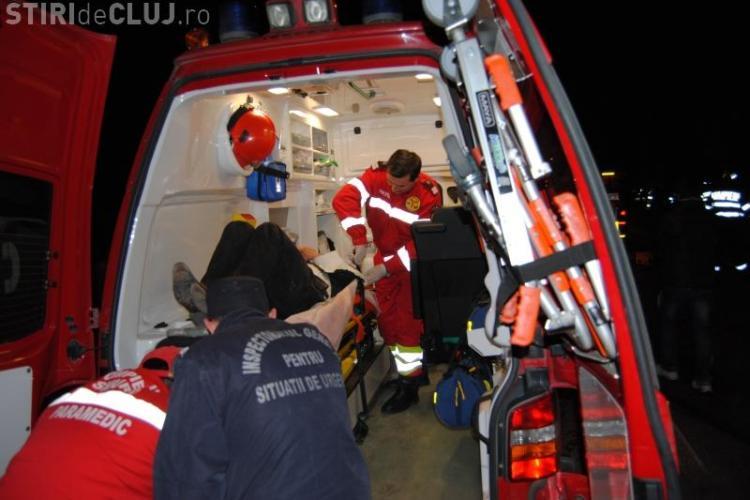 Accident de tren in Ciucea. O femeie a murit dupa ce a fost lovita de acceleratul Bucuresti - Satu Mare